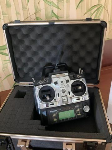 Rádio Futaba 7c aeromodelismo - Foto 4