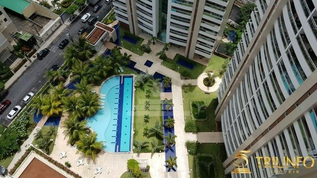 (EXR) Bairro Cocó | Apartamento de 135m², Varanda Gourmet [TR13087] - Foto 5