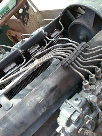Motor delts