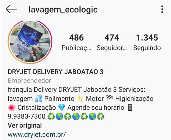 Lavagem ecológica - Foto 6