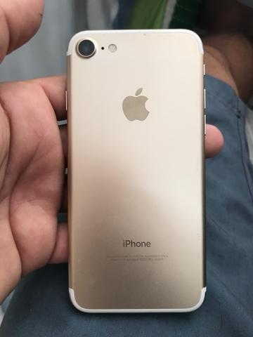 IPhone 7 32 GB dourado super novo - Foto 2