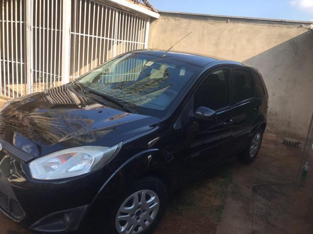 Ford Fiesta Hatch - 1.6 Completo - 2012 - Foto 12