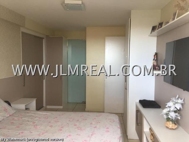 (Cod.:107 - Damas) - Vendo Apartamento 74m², 3 Quartos, Piscina, 2 Vagas - Foto 4