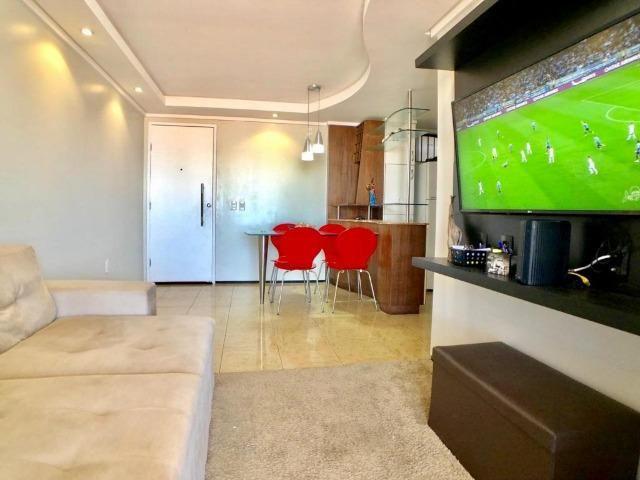 Apartamento no Papicu com 66m², 02 suítes e 01 vaga - AP0680