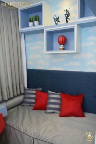 Apartamento Padrão no Condomínio Reserva dos Ipês no Passaré - Foto 16
