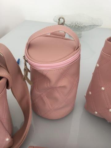 Bolsa maternidade pouco usada - Foto 4