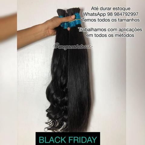 Black Friday MegaHair# Pronta entrega