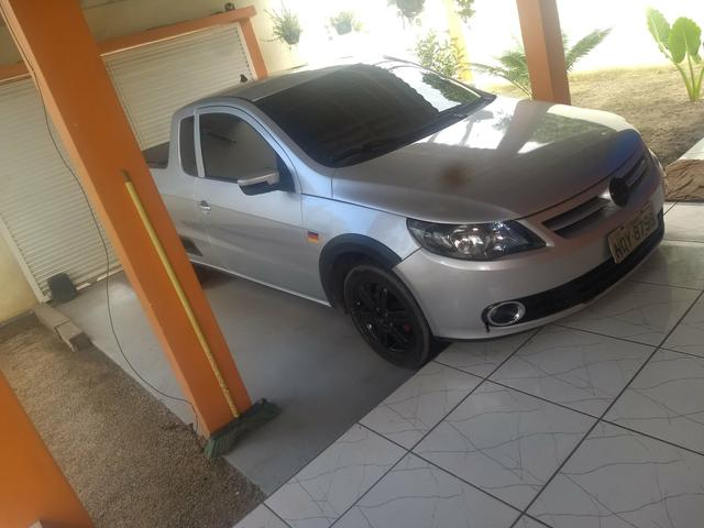 Vendo Saveiro Cabine Estendida 2010/2011 - Foto 6