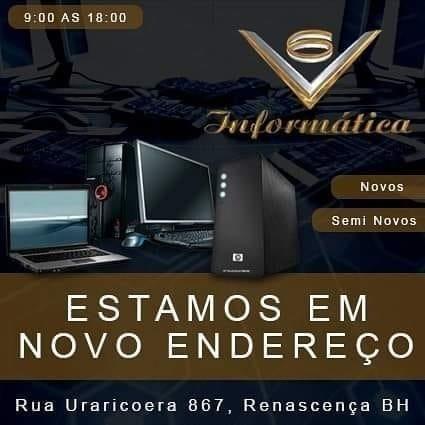 Black Friday é na V6 Informática!!!! - Foto 2