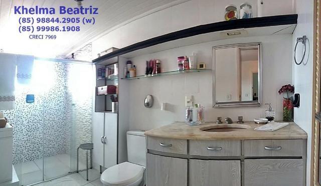 Apartamento, 131m², 3 quartos ( 2 suítes), Dce - Papicu - Foto 7