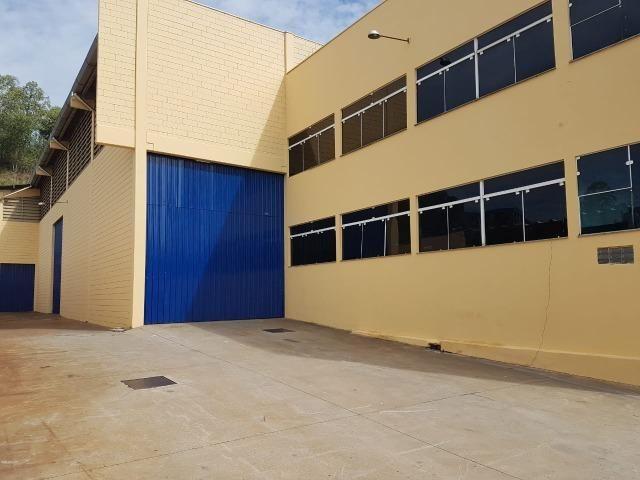 Galpão na Varzea Paulista com 750 m2 de construção e 1100 de Terreno - Foto 9