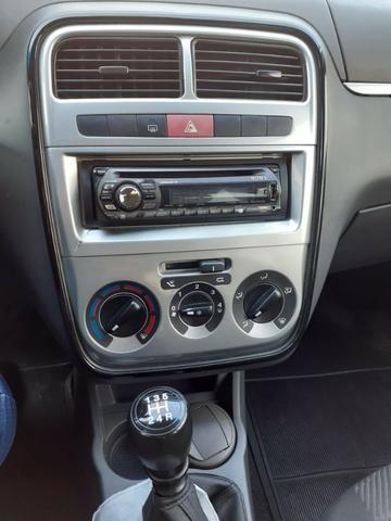 Fiat Punto Attractive 1.4 Flex Preto Unico dono ,primeira parcela ipva 2020 paga - Foto 5