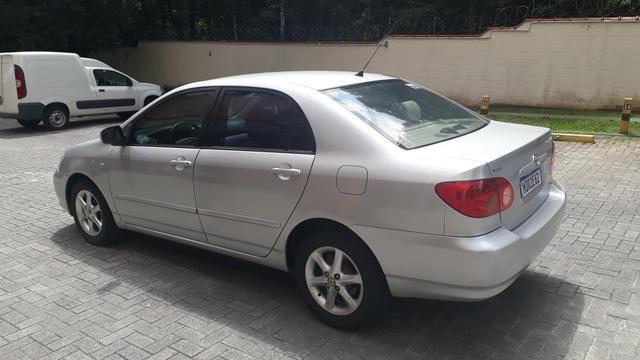 Raridade: Corolla XEI 2003/2003, câmbio manual,impecável, aceito troca - Foto 7