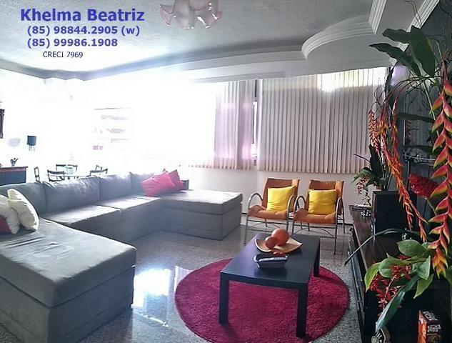 Apartamento, 131m², 3 quartos ( 2 suítes), Dce - Papicu - Foto 2