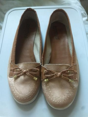 Sapato feminino Pontapé