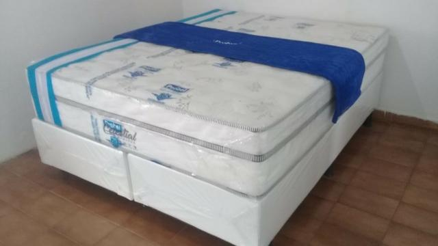 Cama queen probel na black friday do ricardo/ de 1999 por 1299 a vista