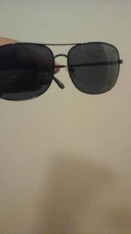 Óculos sol aviador redondo chilli beans preto escuro - Bijouterias ... 6fb74f5202