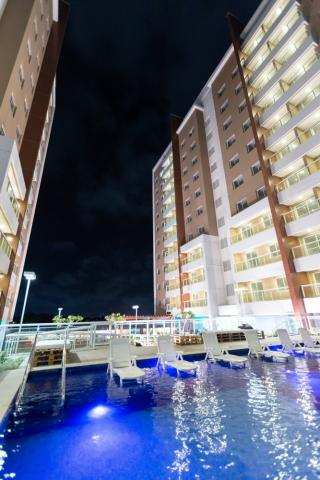 Duo Towers Residence, NOVO, 57m2, 2 Qtos, 2 Vagas e com Preço Promocional - Foto 10
