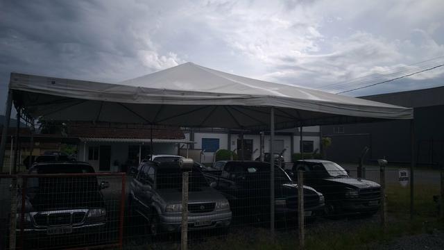 Vendo tenda 12x12 - Foto 3