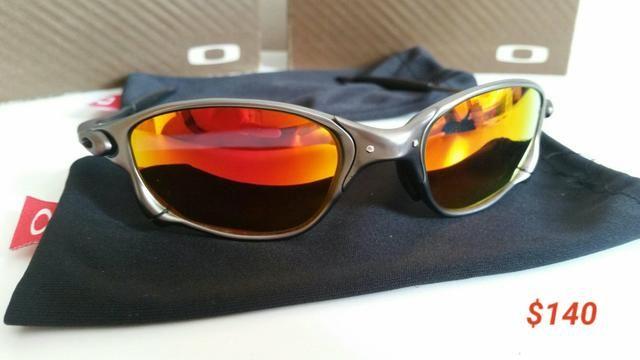Óculos Oakley polarizado X-Metal - Bijouterias, relógios e ... 602a8f8263