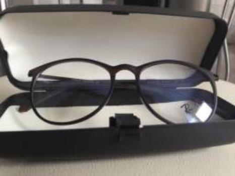 Armação óculos de grau ray ban levinha - Bijouterias, relógios e ... 30553e7c51