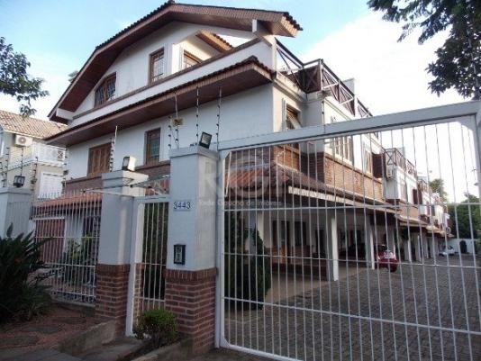 Casa de condomínio à venda com 3 dormitórios em Ipanema, Porto alegre cod:MI270550