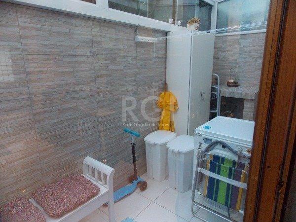 Casa de condomínio à venda com 3 dormitórios em Ipanema, Porto alegre cod:MI270550 - Foto 9
