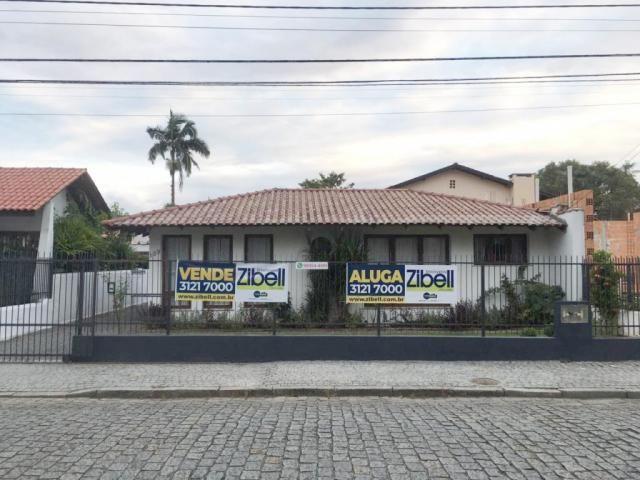 Casa para alugar com 1 dormitórios em América, Joinville cod:L09156