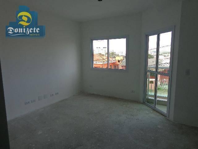 Sobrado residencial à venda, Vila Alzira, Santo André. - Foto 2