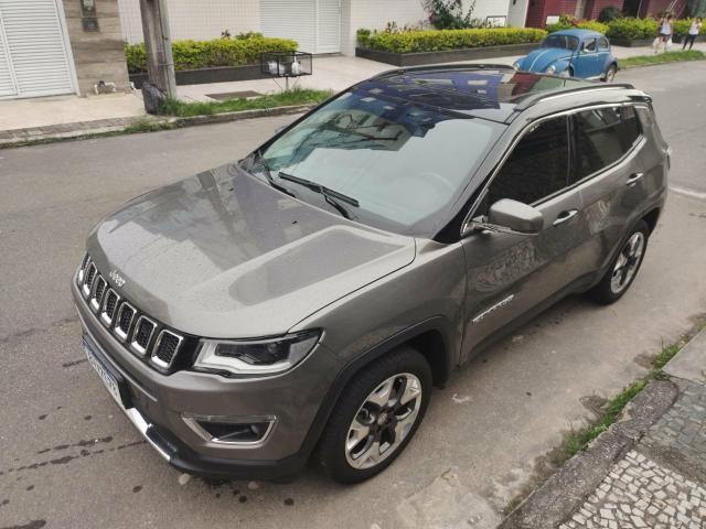 Jeep Compass Limited 2018/2018, IPVA 2020 PAGO, 6.800 km rodados