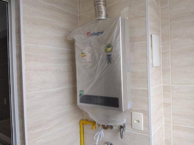 Apartamento com 2 dormitórios para alugar, 45 m² por R$ 1.200/mês - Paulicéia - São Bernar - Foto 4