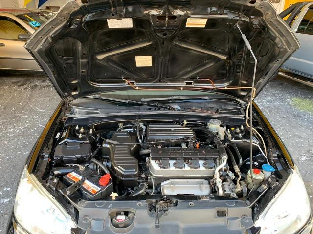 Honda Civic 1.7 Lx 16v Gasolina 4p Manual - Foto 10