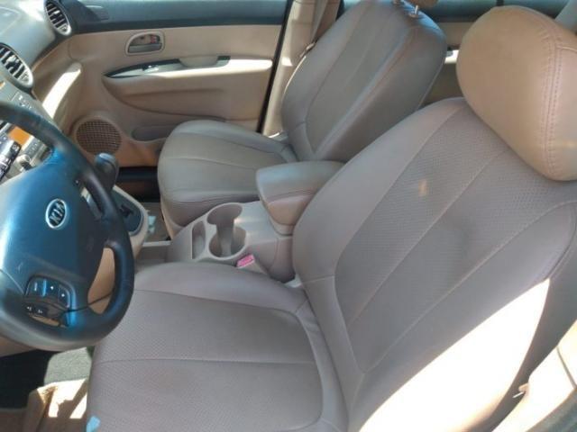 Kia carens 2009 2.0 ex 16v gasolina 4p automÁtico - Foto 5