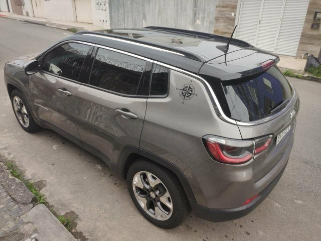 Jeep Compass Limited 2018/2018, IPVA 2020 PAGO, 6.800 km rodados - Foto 3