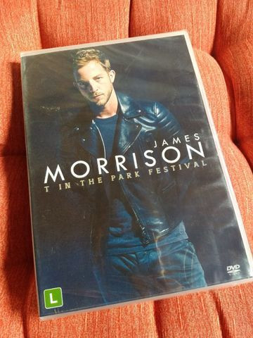 NOVO - DVD James Morrison - T In The Park Festival