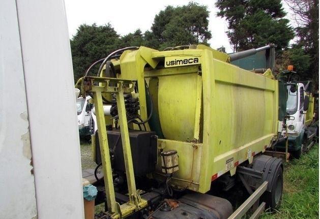 Coletor de lixo / compactador de lixo - Foto 5