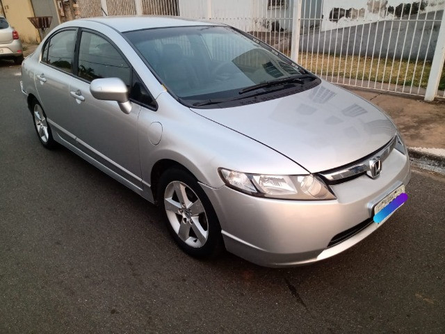 Civic LXS 1.8 Flex