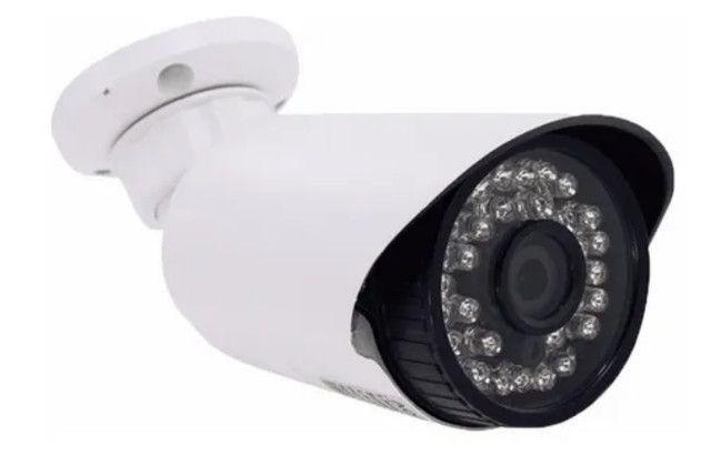 Câmera Infravermelho 1.3 Megapixel Ahd 720p lente 1/4 3.6mm