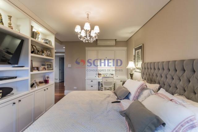 Apartamento alto padrão, com lindo acabamento em excelente localização. - Foto 12