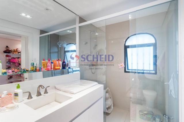 Apartamento alto padrão, com lindo acabamento em excelente localização. - Foto 18