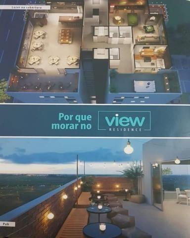 Lançamento View Residence Aptos 56m2 2 Dorms 1 Suíte Varanda Gourmet C/Churrasqu - Foto 8