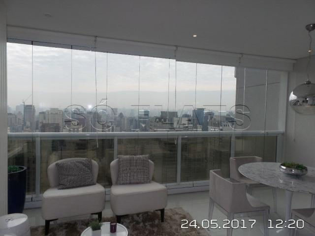 Apartamento no Itaim Bibi 1 Suíte Luxo 54m², condomínio com ótima estrutura - Foto 6