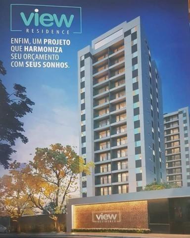 Lançamento View Residence Aptos 56m2 2 Dorms 1 Suíte Varanda Gourmet C/Churrasqu