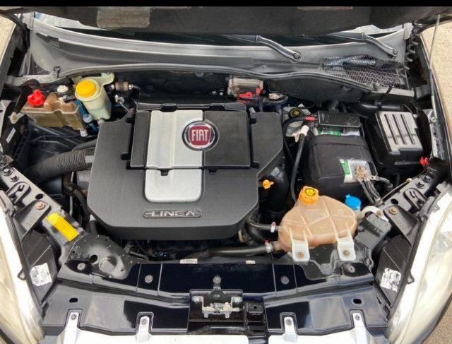 Fiat Linea 1.8 LX 16V flex 4P automatizado - Foto 3