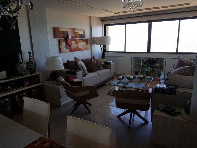 Cobertura Triplex , frente mar, 220 m² - Foto 3