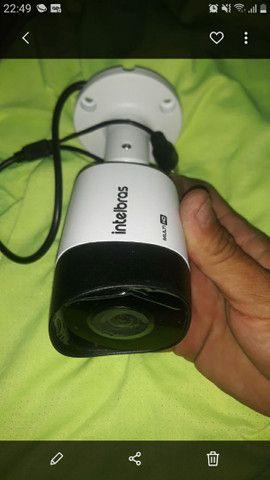 Câmeras da Intelbrás modelo 3120 G5