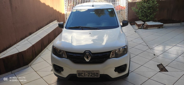 Renault Kwid 2019 1.0 completa - Foto 8