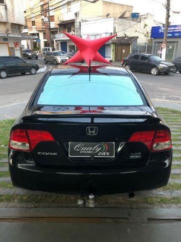 Honda Civic LXS 2008 - Top de linha - Foto 3