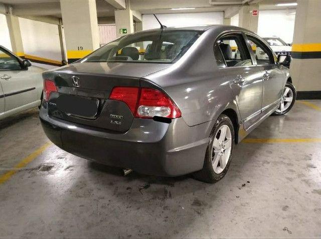 Honda Civic 1.8 LXS 16V FLEX 4P AUTOMÁTICO - Foto 4