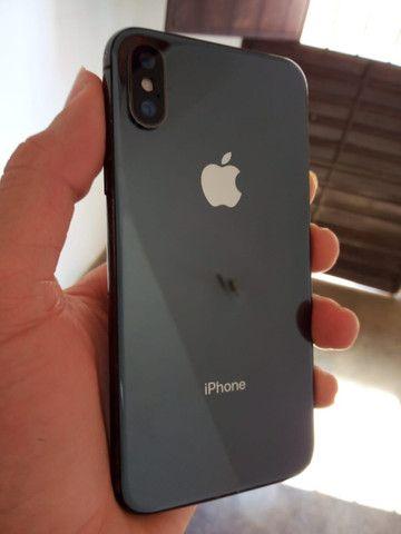 IPhone X, vendo ou troco por iPhone 8 Plus